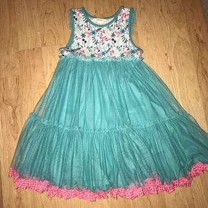 Matilda Jane size 10 dress worn once for picture